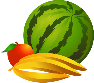 Cpe youpi public alimentation menus par saison - Tableau chapeau melon pomme verte ...